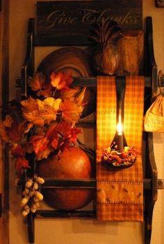 The Olde Weeping Cedar: ~•~Welcoming Autumn~•~ by regina