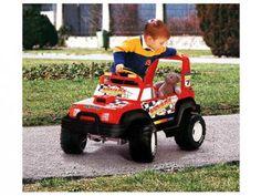 Mini Jeep Elétrico Infantil Nevada 2 Marchas - Peg-Pérego com as melhores condições você encontra no Magazine Gatapreta. Confira!