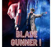 Blade Gunner Novel Art by Austin Dragon Framed Prints, Canvas Prints, Art Prints, Detective Series, Cool Mugs, Blade Runner, Cyberpunk, Cool T Shirts, Thriller