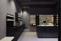 Aesop store by Kerstin Thompson Architects, Canberra – Australia