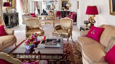 10 of The World's Most Unbelievable Hotel Suites via @domainehome
