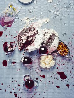 Food styling for The Joy of Cooking series; photo by Rachel Bee Porter. 7 Minute Frosting, Joy Of Cooking, Make Her Smile, Mixed Nuts, Natural Linen, Food Styling, Food Art, Print Patterns, Food Photography