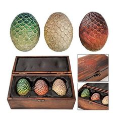 Game of Thrones Dragon Eggs