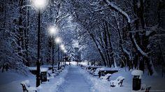 1366X768 HD Desktop Wallpapers Winter - WallpaperSafari