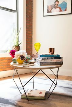 How to style your coffee table in 5 steps: