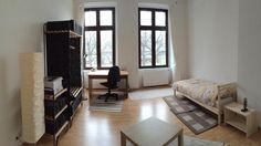 Großes Südseitenzimmer mit Alleeblick wird ab Juni frei  - WG Zimmer in Leipzig-Waldstraßenviertel