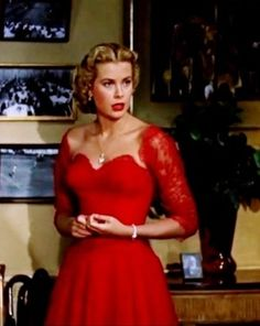 Dial M for Murder-My favorite Grace Kelly Dress