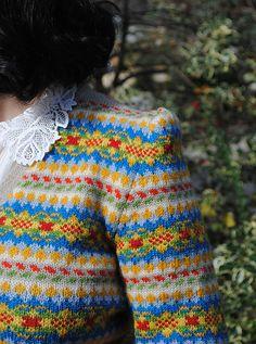 Ravelry: ByGumByGolly's Bestway #B2637 Vintage Cardigan