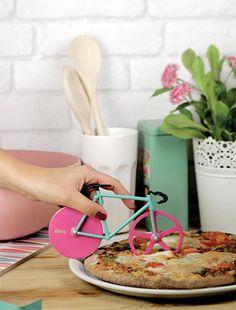 Bike Pizza Cutter