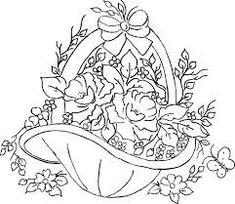 「flower cart drawing」の画像検索結果