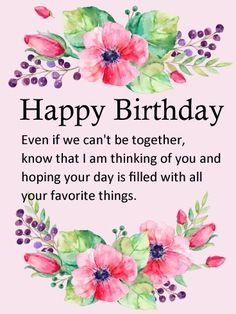 Have A Great Birthday Birthday Wish Card Pinteres Happy Birthday Wishes To A Great