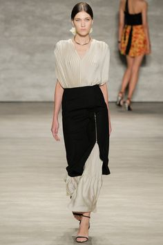 Tome Spring 2015. See the whole collection on Vogue.com.