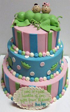 #cake #cakes #babyshower #baby