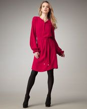 Wrap dress - DVF