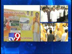 Balakrishna flex controversy in Vijayawada