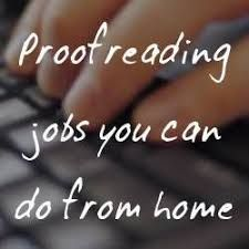 Image result for make money proofreading
