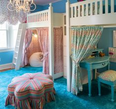 7 Creative Ways With Bunk Beds for Kids' Rooms | My Home Design