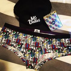 @meundies is the best ever! I got subscribed to a monthly pair of limited-edition print undies and they sent a pack of cards in the Rocking Dead October print as a bonus gift! I'm so excited to have my very own pair of MeUndies pants soon  Click the link in my profile to get your first order 20% off!   #afewofmyfavoritenewthings #meundies #meundiesfam #undies #discount #referral #subbox #subscription #subscriptionbox #blogger #playingcards #october #halloween #fall by…