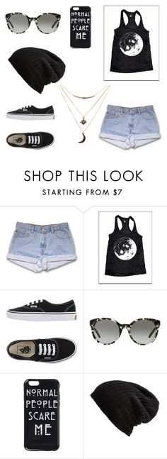 """B L A C K"" by valentinaducceschi on Polyvore featuring moda, Vans, Tory Burch, Free People e Charlotte Russe"