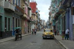 Informations pratiques pour un voyage à Cuba Centro Habana - ©Céline Boyer