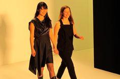 Johanna PERRET und Tutia SCHAAD | Frau Tonis´ fashion heroes