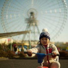 いいね!196件、コメント6件 ― Usao🐰さん(@surgiua)のInstagramアカウント: 「🎡 #wheels . #チャリで来た . #オールドレンズ部 super takumar 50mm f1.4 . Expo'70 Commemorative Park Suita Osaka,…」