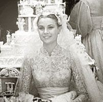 images of princess grace's wedding - Google Search                                                                                                                                                                                 More