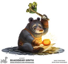 #2057-Blackbear Smith