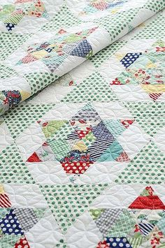 April Showers by Bonnie & Camille for Moda Fabrics
