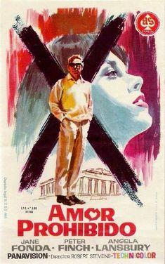 """Amor prohibido (1963) """"In the Cool of the Day"""" de Robert Stevens - tt0057178"""
