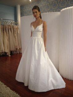 Meadow | Modern Trousseau  #weddingbelles #weddingbellesnola #neworleans #nola #neworleansbride #neworleanswedding #bride #bridalgown #moderntrousseau #moderntrousseaubride #madeintheusa #madeinCT