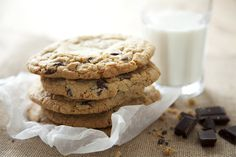 Yeo Valley's Chocolate Chip Cookies Recipe