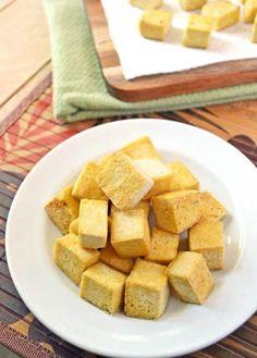 Ulta Crispy Unfried Tofu