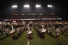 Texas A's Fightin' Texas Aggie Band ~ and of course, # 1, the 12th Man ~ WHOOP !!