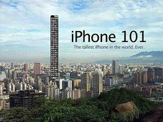 The most anticipated smart phone of 2012 - the iPhone 5 has finally been revealed in San Francisco on Wednesday. It looks pretty much the same as iPhone Taipei Taiwan, Taipei 101, Images Gif, Amazing Buildings, Le Web, Sapporo, World Trade Center, Green Building, Best Cities
