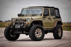 HPE450 Supercharged Upgrade | 2012 - 2013 Jeep Wrangler | Hennessey Performance