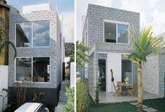 Pronta em um ano, esta casa de 196 m2, em São Paulo, não tirou proveito só da agilidade da alvenaria estrutural.