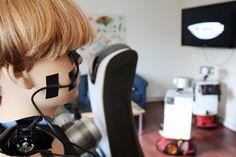 My New Robot Companion (Robot House Artists Residency)