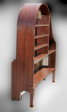 Repurposed pianos | Thread: Repurposed a Baby Grand Piano