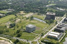 Wageningen University - Such a beautiful campus! Cannot wait to study there one day..