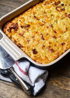 Brunch Recipe: Bacon, Potato & Egg Breakfast Casserole — Recipes from The Kitchn | The Kitchn