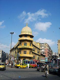 Katrak Mansion, Karachi. (By www.flickr.com/photos/63045553@N00/)