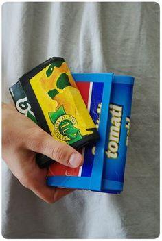 DIY Tetra Pak Wallet