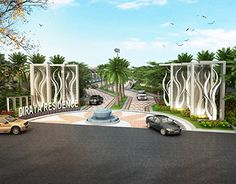 "Check out new work on my @Behance portfolio: ""Diraya Residence, Surabaya"" http://on.be.net/1eXvSkb"