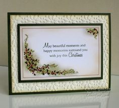 Vintage Christmas Moments by elmo98ca - Cards and Paper Crafts at Splitcoaststampers