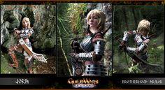 Big porch swing guild-wars-cosplay
