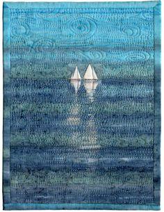 by Margaret Heath Hartranft for the Alzheimer's Art Quilt Initiative