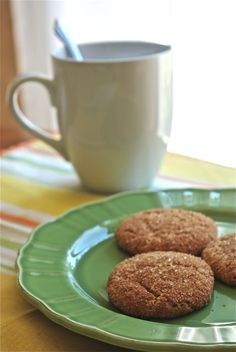 Snickerdoodles with Whole Wheat