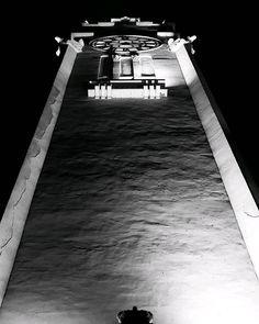 Tour de l'Horloge, Montreal⠀ ⠀ #instablackandwhite #irox_bw #insta_pick_bw #mtlphoto #mtlmoments #montrealjetaime #montrealcity #igersmontreal #montreal #bnw_mtl  #buildinglovers #lookuparchitecture #architecture_view Architecture, Tour, Clock, Architecture Design, Architects