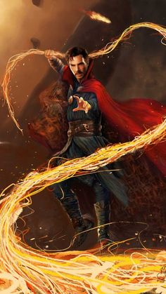 Doctor Strange Magic iPhone Wallpaper - Best of Wallpapers for Andriod and ios Marvel Dc, Marvel Comics, Marvel Avengers Movies, The Avengers, Marvel Comic Universe, Marvel Films, Marvel Heroes, Marvel Cinematic Universe, Captain Marvel